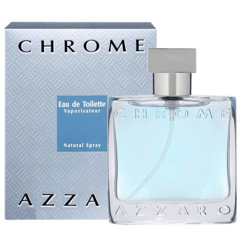 Azzaro Chrome 50 ml toaletná voda tester pre mužov