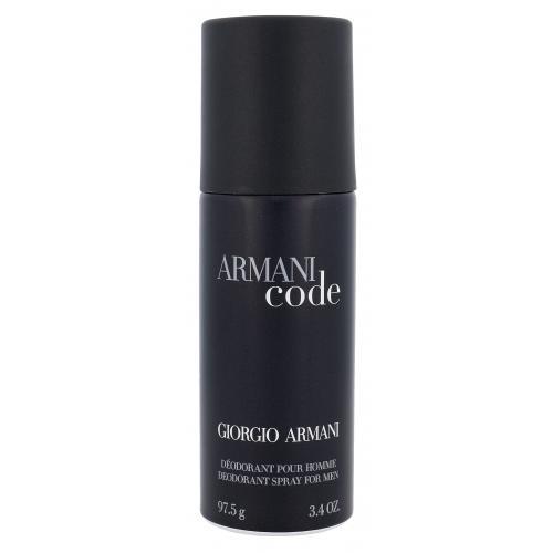 Giorgio Armani Armani Code Pour Homme 150 ml dezodorant deospray pre mužov