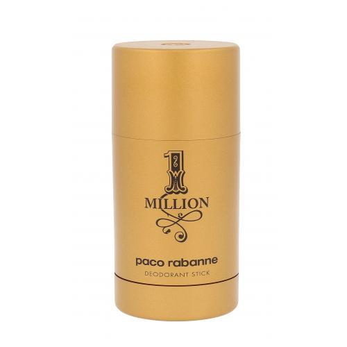 Paco Rabanne 1 Million 75 ml dezodorant deostick pre mužov