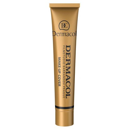 Dermacol Make-Up Cover SPF30 30 g vodoodolný extrémne krycí make-up pre ženy 208