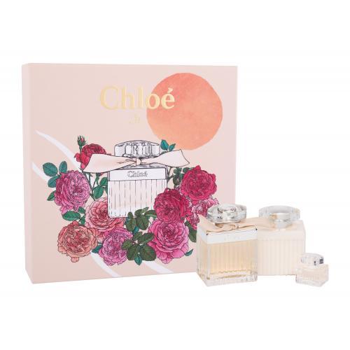 Chloé Chloé darčeková kazeta pre ženy parfumovaná voda 75 ml + telové mlieko 100 ml + parfumovaná voda 5 ml