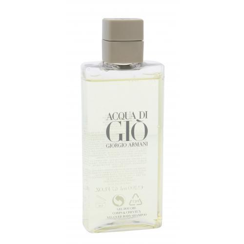 Giorgio Armani Acqua di Giò Pour Homme 200 ml sprchovací gél pre mužov