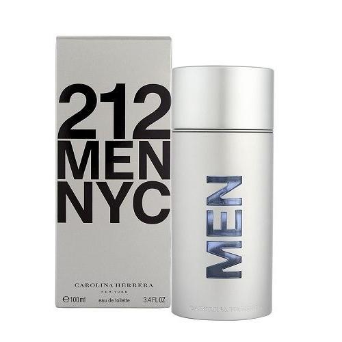 Carolina Herrera 212 NYC Men 50 ml toaletná voda tester pre mužov