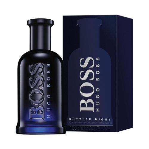 HUGO BOSS Boss Bottled Night 100 ml toaletná voda pre mužov