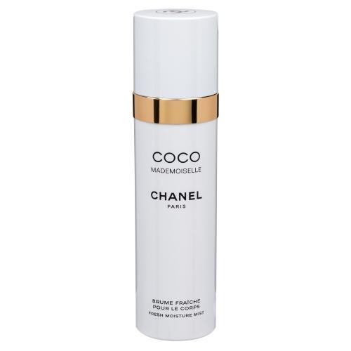 Chanel Coco Mademoiselle 100 ml telový sprej pre ženy