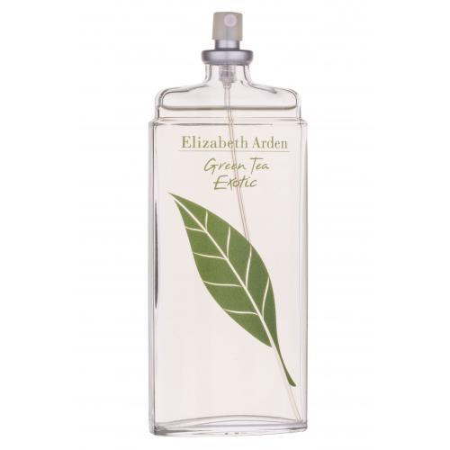 Elizabeth Arden Green Tea Exotic 100 ml toaletná voda tester pre ženy