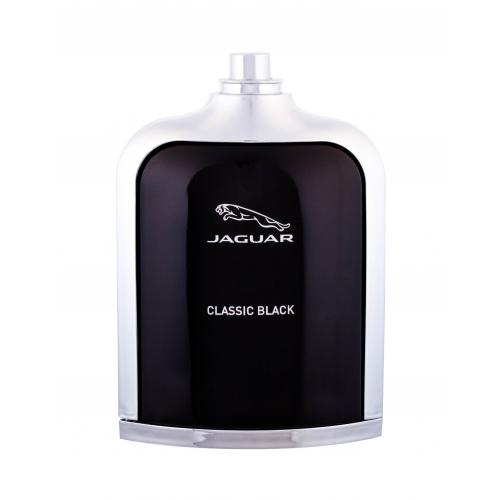 Jaguar Classic Black 100 ml toaletná voda tester pre mužov