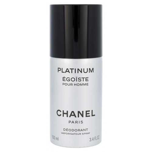 Chanel Platinum Égoïste Pour Homme 100 ml dezodorant deospray pre mužov