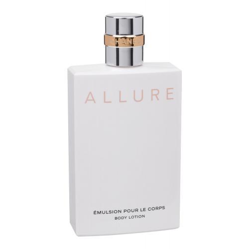 Chanel Allure 200 ml telové mlieko pre ženy