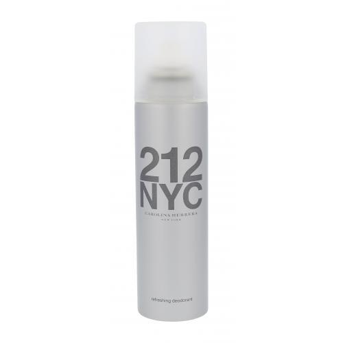 Carolina Herrera 212 NYC 150 ml dezodorant deospray pre ženy