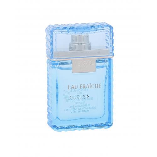 Versace Man Eau Fraiche 5 ml toaletná voda pre mužov miniatura