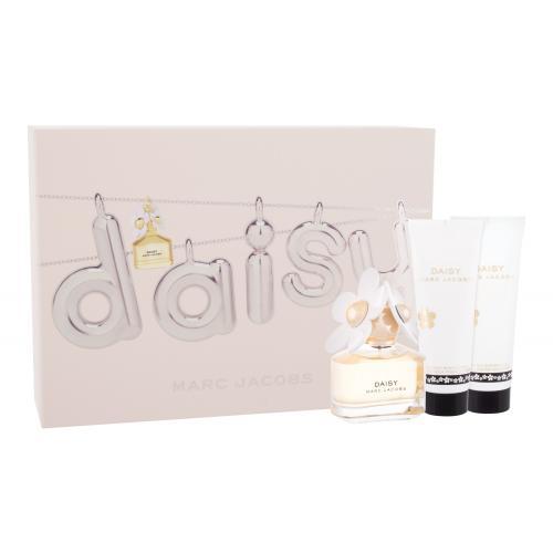 Marc Jacobs Daisy darčeková kazeta pre ženy toaletná voda 50 ml + telové mlieko 75 ml + sprchovací gél 75 ml