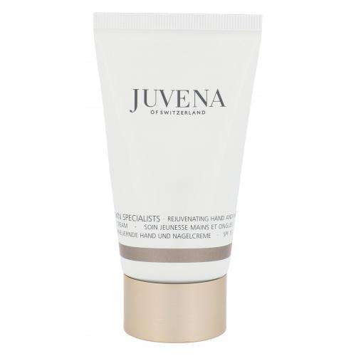 Juvena Skin Specialists Rejuvenating SPF15 75 ml ochranný krém na ruky a nechty pre ženy