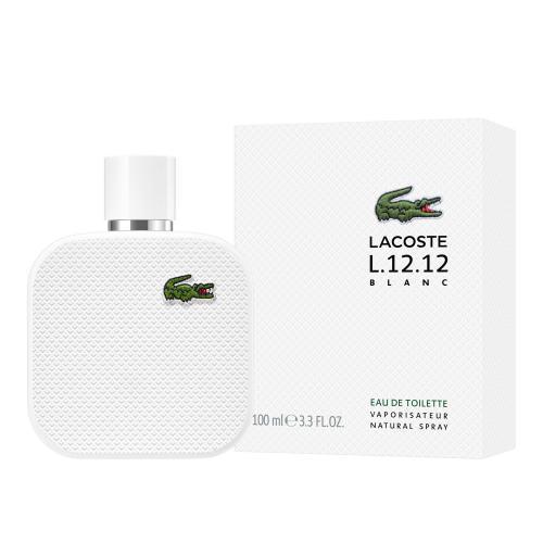 Lacoste Eau de Lacoste L.12.12 Blanc 100 ml toaletná voda pre mužov