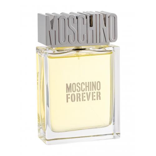 Moschino Forever For Men 100 ml toaletná voda pre mužov