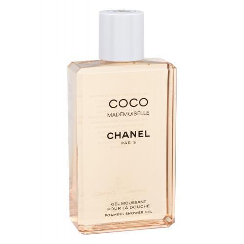 Chanel Coco Mademoiselle 200 ml sprchovací gél pre ženy