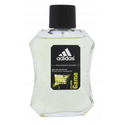 Adidas Pure Game 100 ml toaletná voda pre mužov