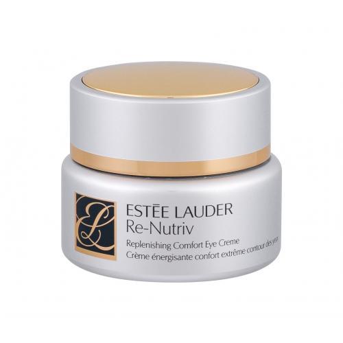 Estée Lauder Re-Nutriv Replenishing Comfort 15 ml upokojujúci očný krém pre ženy