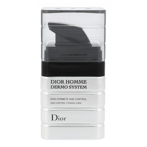 Christian Dior Homme Dermo System Age Control Firming Care 50 ml pleťový gél pre mužov