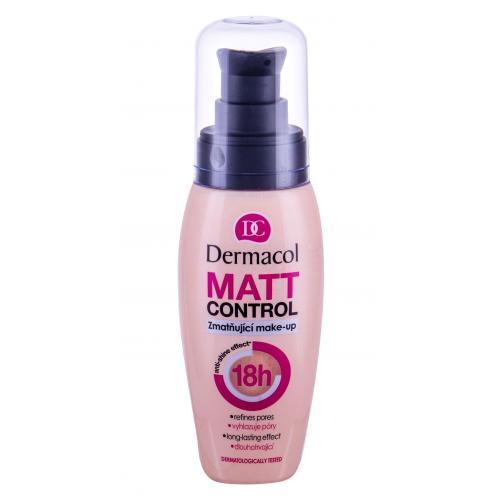 Dermacol Matt Control 30 ml zmatňujúci make-up pre ženy 2