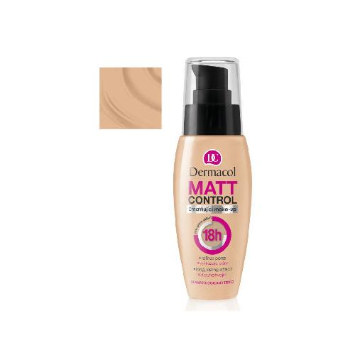 Dermacol Matt Control 30 ml zmatňujúci make-up pre ženy 3