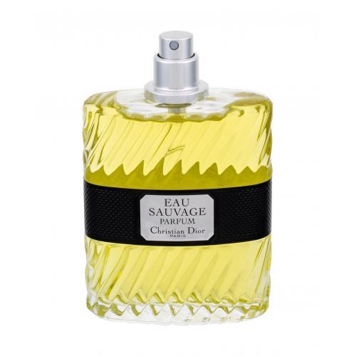 Christian Dior Eau Sauvage Parfum 2017 100 ml parfumovaná voda tester pre mužov