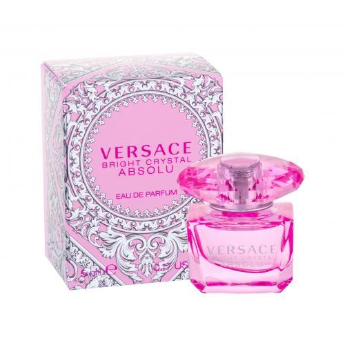 Versace Bright Crystal Absolu 5 ml parfumovaná voda pre ženy miniatura