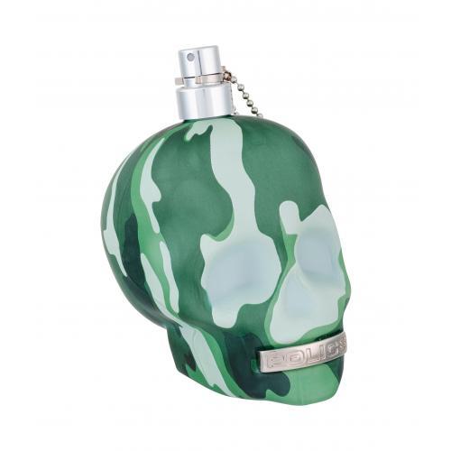 Police To Be Camouflage 125 ml toaletná voda pre mužov