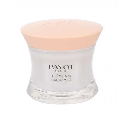 PAYOT Crème No2 Cachemire 50 ml vyživujúci krém proti začervenaniu pleti pre ženy