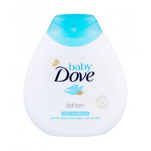 Dove Baby Rich Moisture 200 ml hydratačné detské telové mlieko pre deti