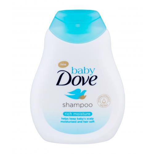 Dove Baby Rich Moisture 200 ml jemný detský šampón pre deti