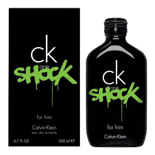 Calvin Klein CK One Shock For Him 200 ml toaletná voda pre mužov
