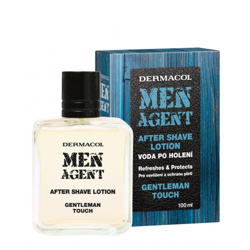 Dermacol Men Agent Gentleman Touch 100 ml voda po holení pre mužov