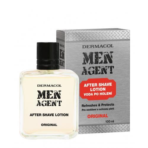Dermacol Men Agent Original 100 ml voda po holení pre mužov