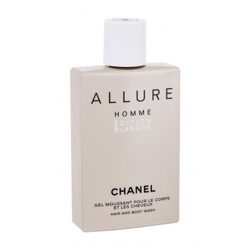 Chanel Allure Homme Edition Blanche 200 ml sprchovací gél pre mužov