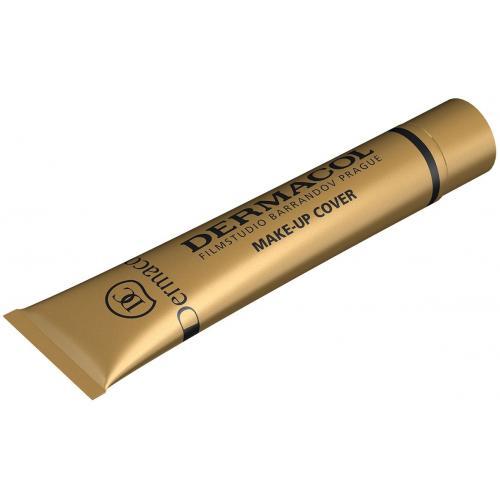 Dermacol Make-Up Cover SPF30 30 g vodeodolný extrémne krycí make-up poškodená krabička pre ženy 212