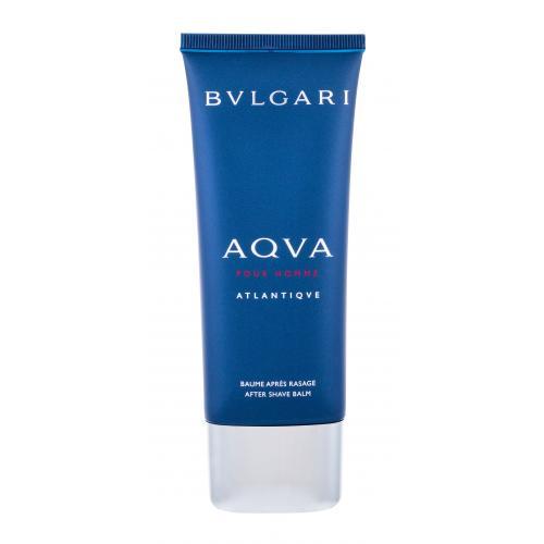 Bvlgari Aqva Pour Homme Atlantiqve 100 ml balzam po holení pre mužov