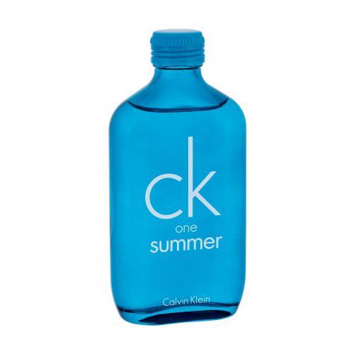 Calvin Klein CK One Summer 2018 100 ml toaletná voda unisex