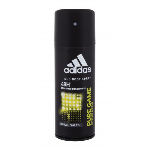 Adidas Pure Game 48H 150 ml dezodorant deospray pre mužov