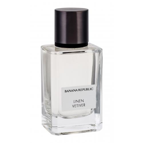 Banana Republic Icon Collection Linen Vetiver 75 ml parfumovaná voda unisex