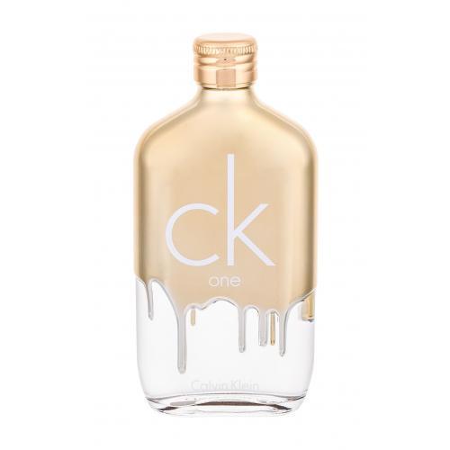 Calvin Klein CK One Gold 50 ml toaletná voda poškodená krabička unisex