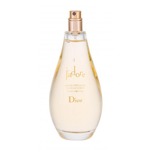 Christian Dior J´adore 100 ml telový sprej tester pre ženy
