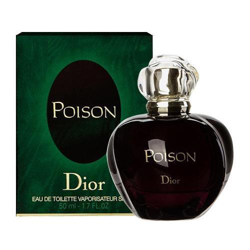 Christian Dior Poison 100 ml toaletná voda poškodená krabička pre ženy
