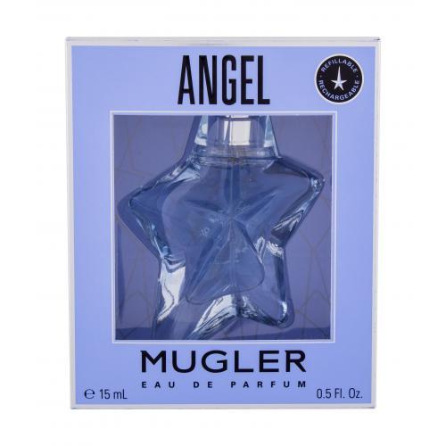 Thierry Mugler Angel 15 ml parfumovaná voda Naplniteľný pre ženy