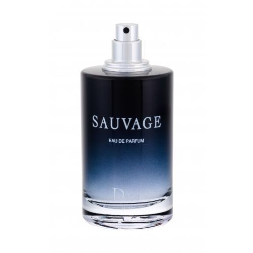 Christian Dior Sauvage 100 ml parfumovaná voda tester pre mužov