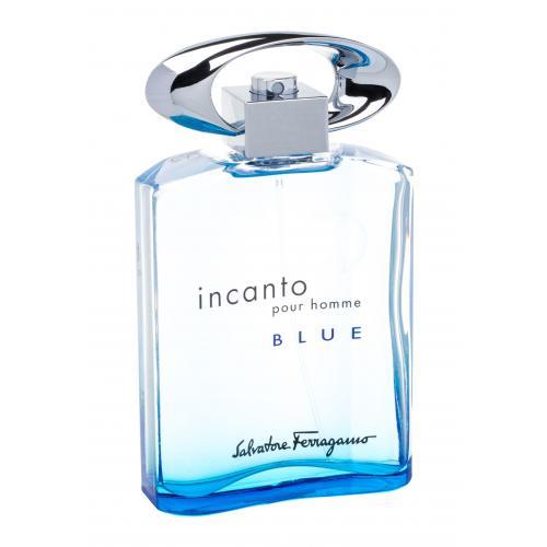 Salvatore Ferragamo Incanto Blue 100 ml toaletná voda poškodená krabička pre mužov