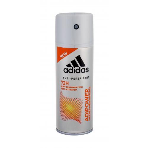 Adidas AdiPower 72H 150 ml antiperspirant deospray pre mužov