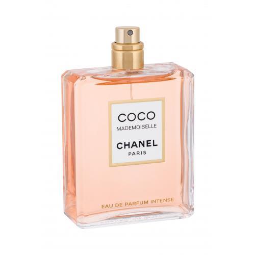 Chanel Coco Mademoiselle Intense 100 ml parfumovaná voda tester pre ženy
