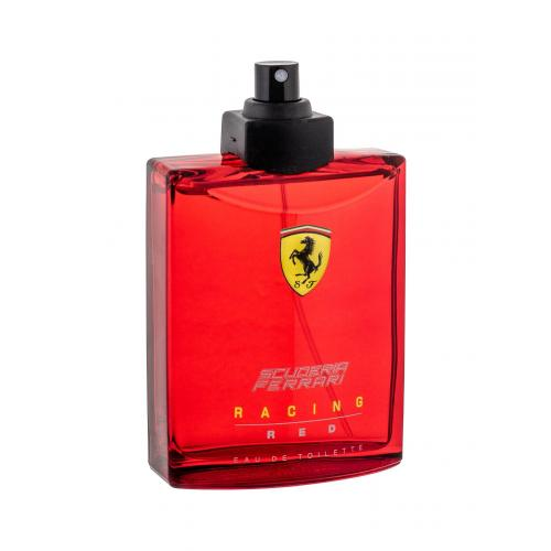 Ferrari Scuderia Ferrari Racing Red 125 ml toaletná voda tester pre mužov