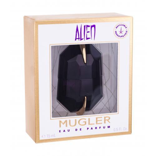 Thierry Mugler Alien 15 ml parfumovaná voda Naplniteľný pre ženy